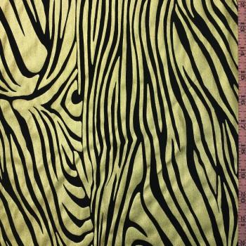 Zibra (Black & Gold)