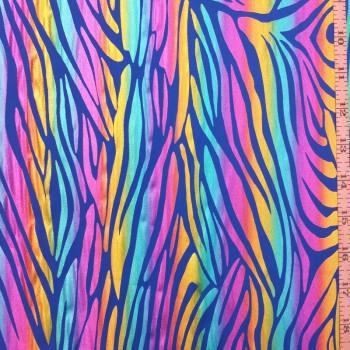 Zibra (Royal & Rainbow)