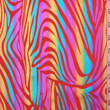 Zibra (Red & Rainbow)