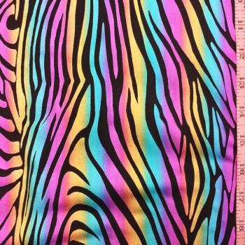 Zibra (Black & Rainbow)