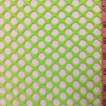 Cabaret Net - Large Hole (Lime Green))