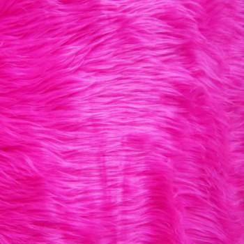 Fake Fur (Fuchsia)