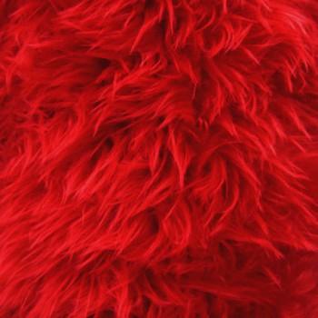 Fake Fur (Red)