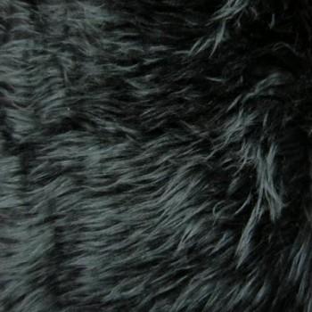 Fake Fur (Black)