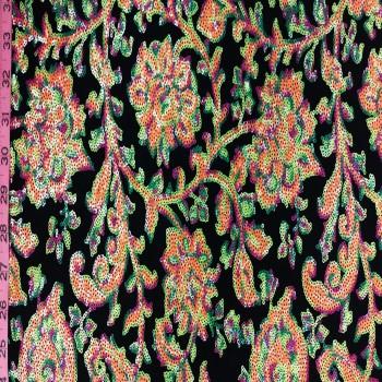 Stretch Sequin (Multicolor)