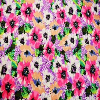 Flower (pink & Lavender)