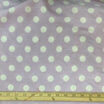 Lilac (White Dots - Large)