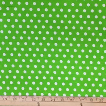 Lime (White Dots)