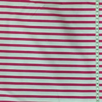 Pink & White Stripes