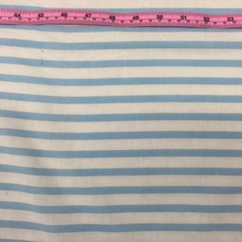 Baby & White Stripes
