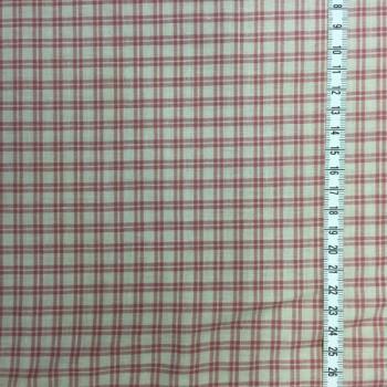 Red & White Plaid