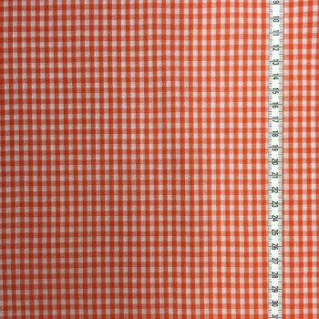 Orange Plaid 2