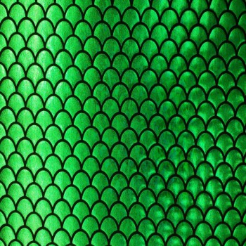 Fish Scale (Green)