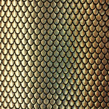 Fish Scale (Gold)