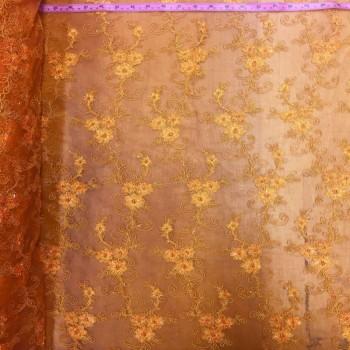 Beaded Lace (Orange)