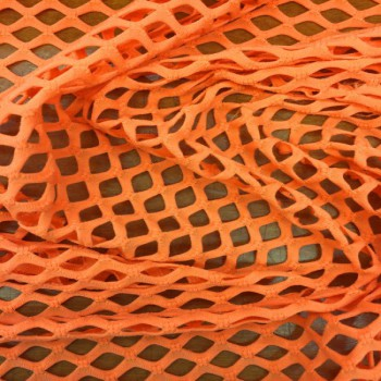 Cabaret Net - Large Hole (Orange)