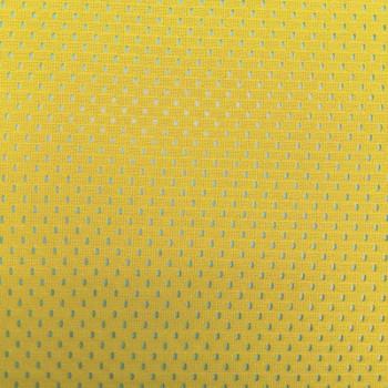 Athletic Mesh (Light Yellow)