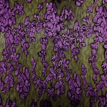 Sequins Lace (Purpe)