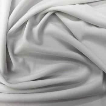 Poly Matte Jersey (White)