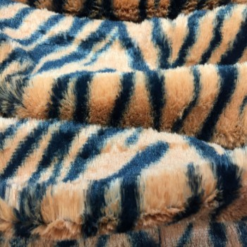Fake Fur (Tiger Print)