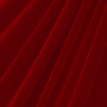 Solid Color Velvet (Non-Stretch Red)
