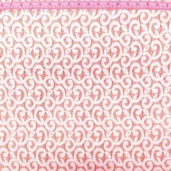 Baby Pink Swirl Lace