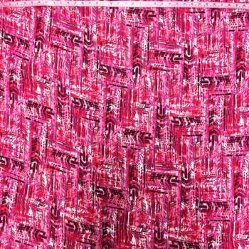 ITY Print (Abstract Pink Print)