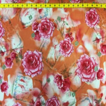 Orange Dream Roses