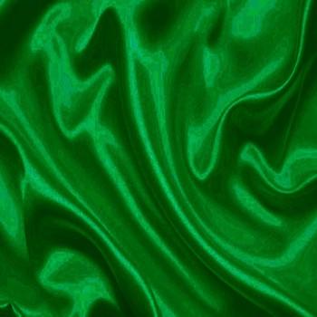 Emerald Green Silk