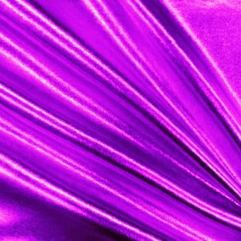 Metallic Lame' (Fuchsia Purple)
