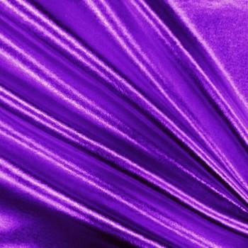 Metallic Lame' (Purple)