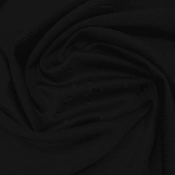 Black Heavy Spandex