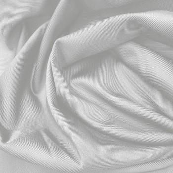 White Heavy Spandex