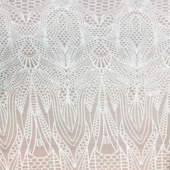 balmain sequins (white)