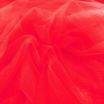 Invisible Mesh (Neon Coral)