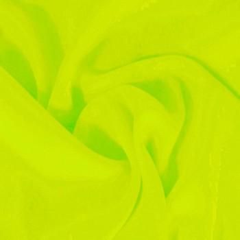 Georgette (Neon Green)