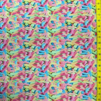 Gummy Worms Print