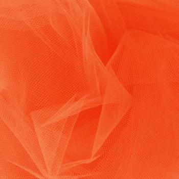 Orange Tulle