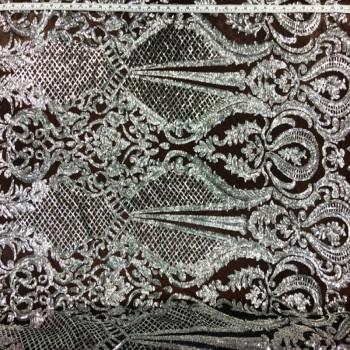 Artlandia (Silver on black)