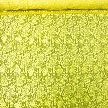 Victianny Lace (Yellow)