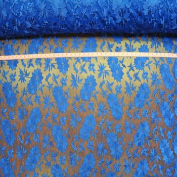 Dainty (Royal blue on royal blue mesh)