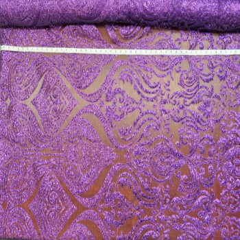 Tori Glitter stone (Purple)