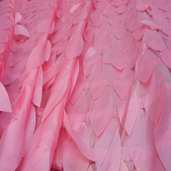 Leaves (Baby pink)