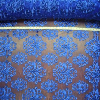 Meena (Royal Blue)