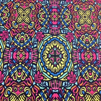 Moroccan  print