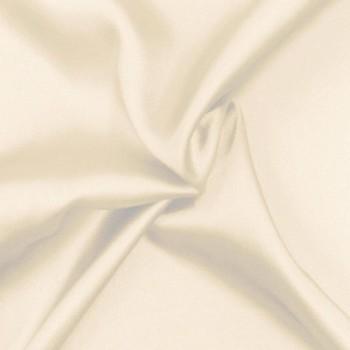 Satin Spandex (Ivory)