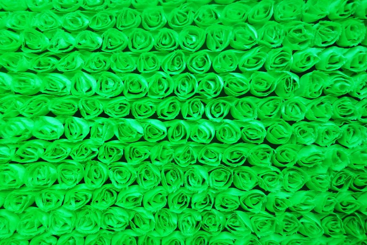 Taffeta Roses
