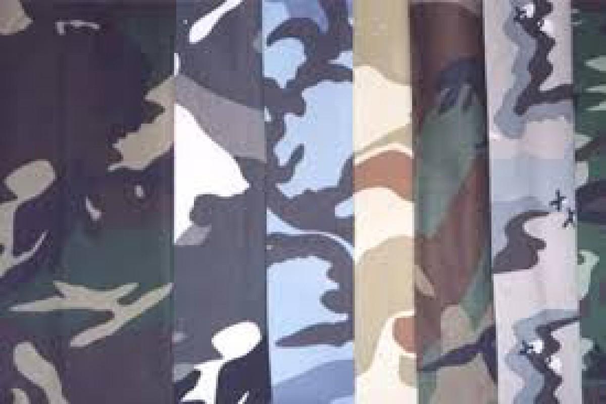Camouflage Prints